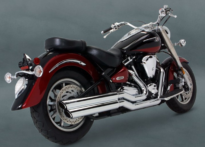 Performance Exhaust Systems >> Vance & Hines Powershots - Yamaha RoadStar 1600/1700