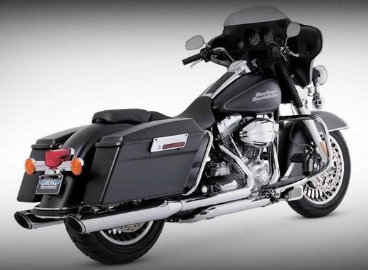 Best Performance Slip On Mufflers For Harley Touring