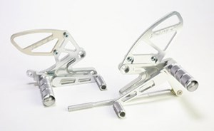 Vortex Rearsets for Honda CBR929RR 00-01
