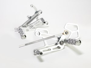 Vortex Rearsets for Yamaha R6 99-02