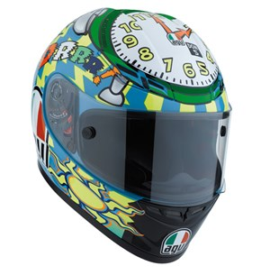 AGV GP-Tech Full Face Helmet - Limited Edition Wake Up