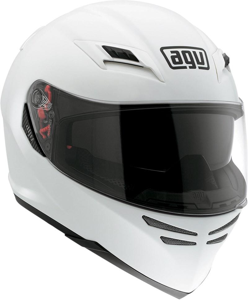 Agv Horizon Full Face Motorcycle Helmet White