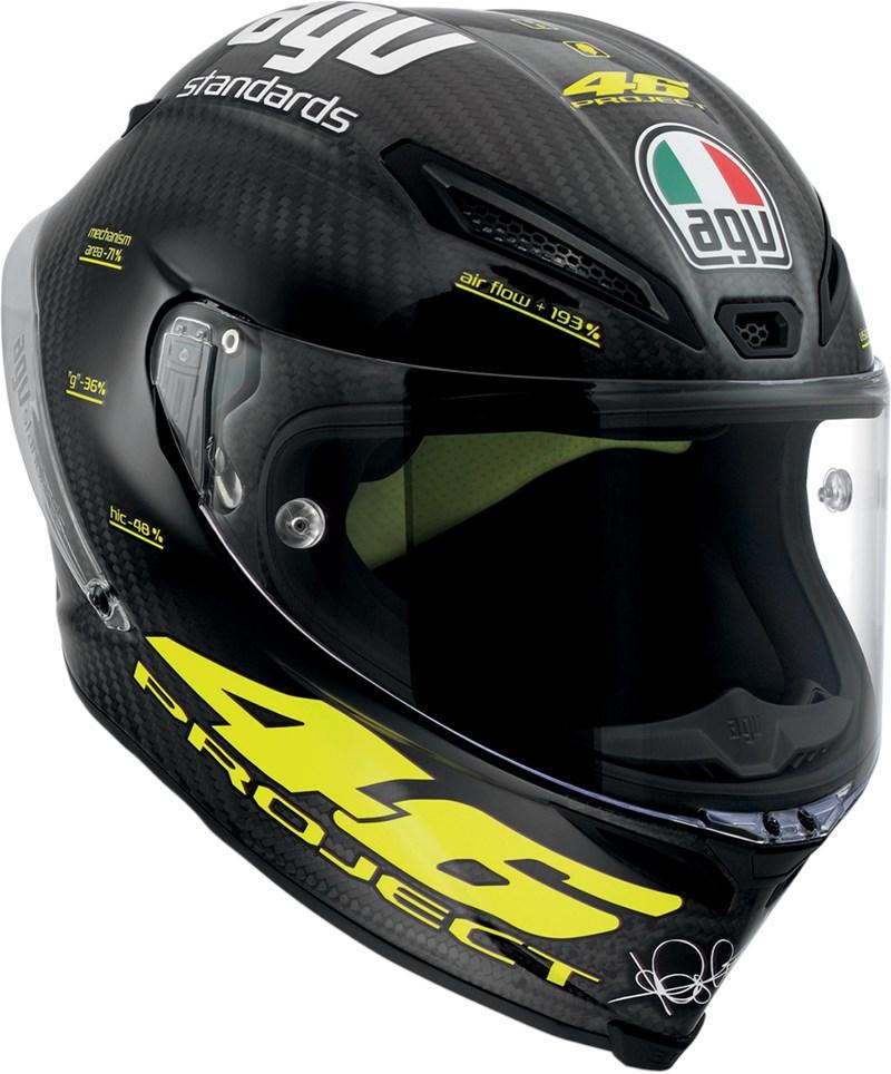 Casco AGV Pista GP R Rossi Project 46 2.0 · Motocard