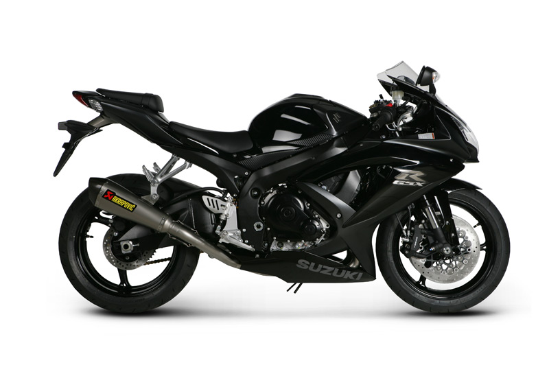 akrapovic evolution full exhaust w conical muffler. Black Bedroom Furniture Sets. Home Design Ideas
