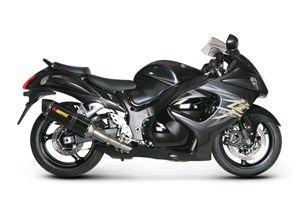 Akrapovic Racing Full Exhaust System - Suzuki Hayabusa (08-12)