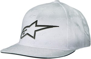 Alpinestars All Over Hat - White