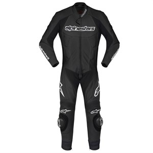 Alpinestars Carver One-Piece Race Suit - Black