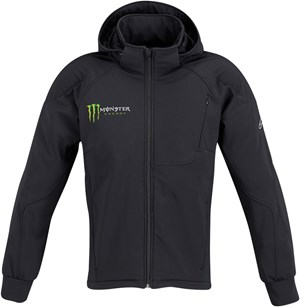 Alpinestars Cloak Tech Monster Energy Fleece Hoodie