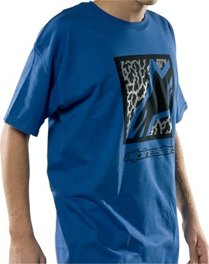 Alpinestars Elephant T-Shirt - Blue