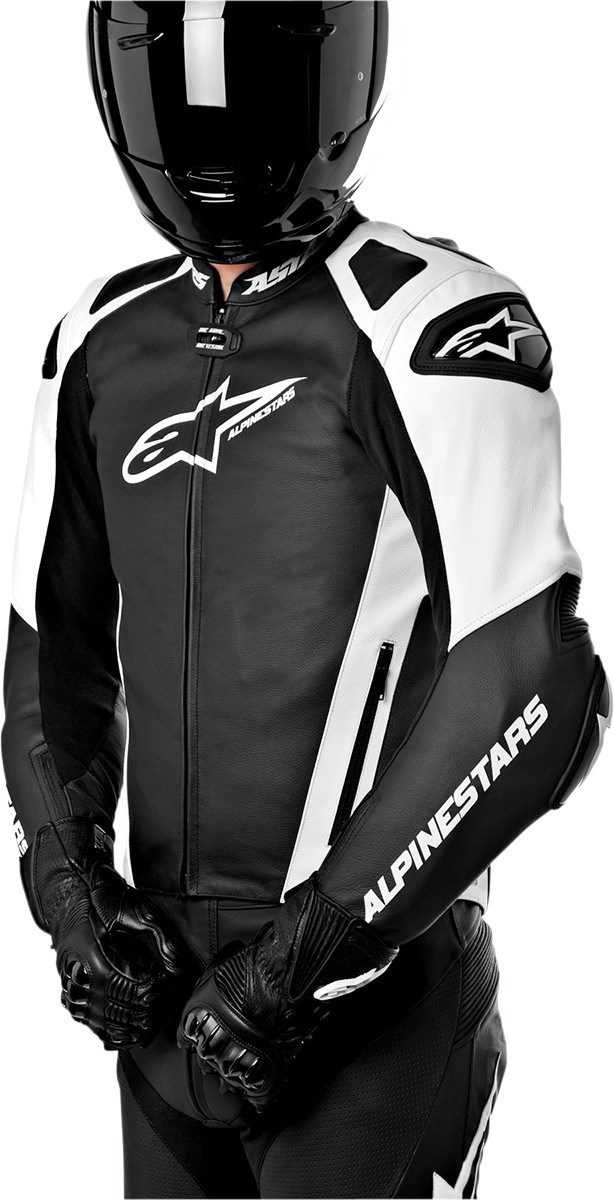 Alpinestars Jacket Leather >> Alpinestars GP Pro Leather Jacket - Black