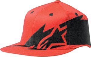 Alpinestars Lightning Baseball Cap - Red
