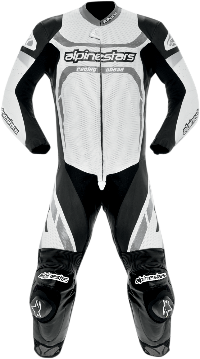 Alpinestars Motegi One Piece Leather Motorcycle Race Suit