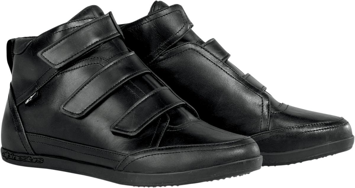 alpinestars shibuya waterproof leather motorcycle shoe