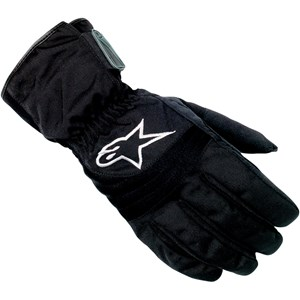 Alpinestars ST-1 Drystar Gloves - Black
