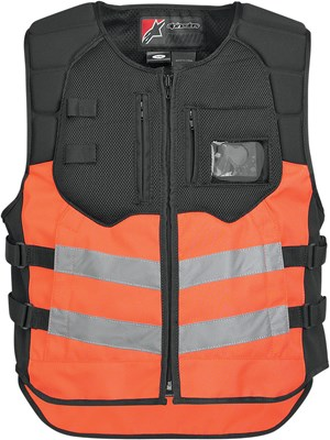 Alpinestars Stealth Mil-Spec Vest - Orange