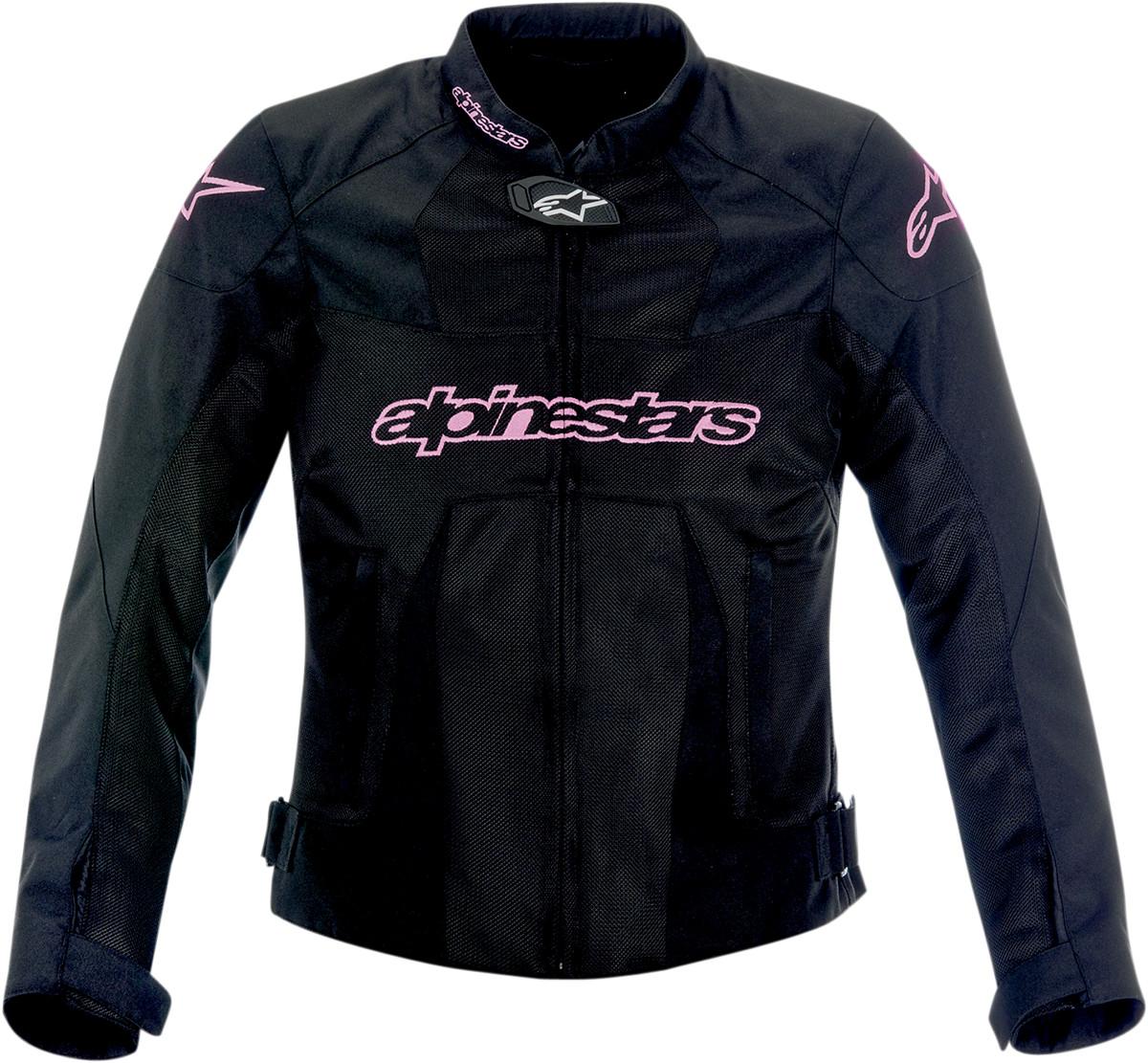 Alpinestars Stella T Gp Plus Textile Jacket Black Pink