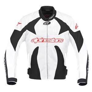 Alpinestars T-GP Plus Air Textile Jacket - Black / Red / White