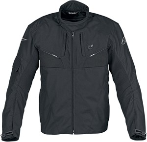 Alpinestars T-Omega Air-Flo Textile Jacket - Black