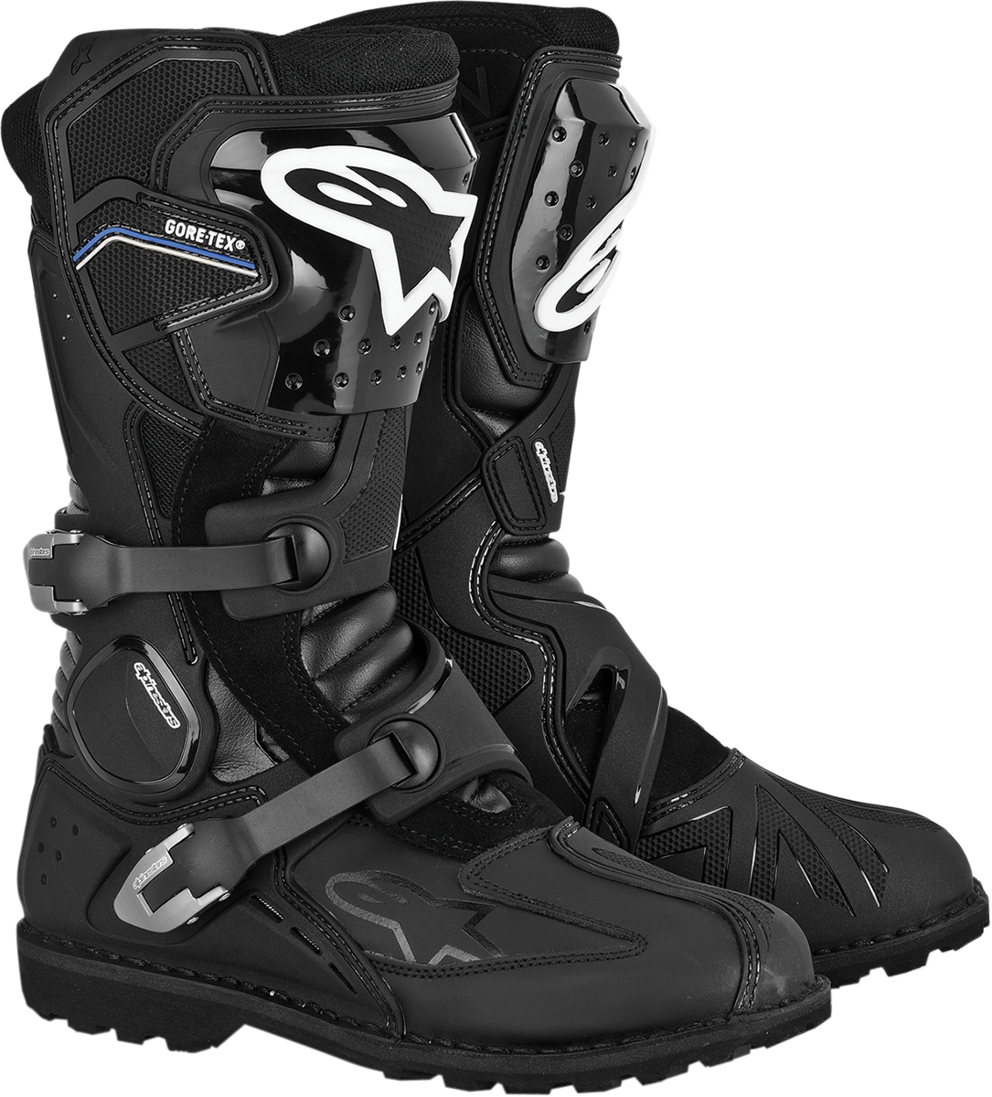 Alpinestars Toucan Gore Tex Street Motorcycle Boot Black