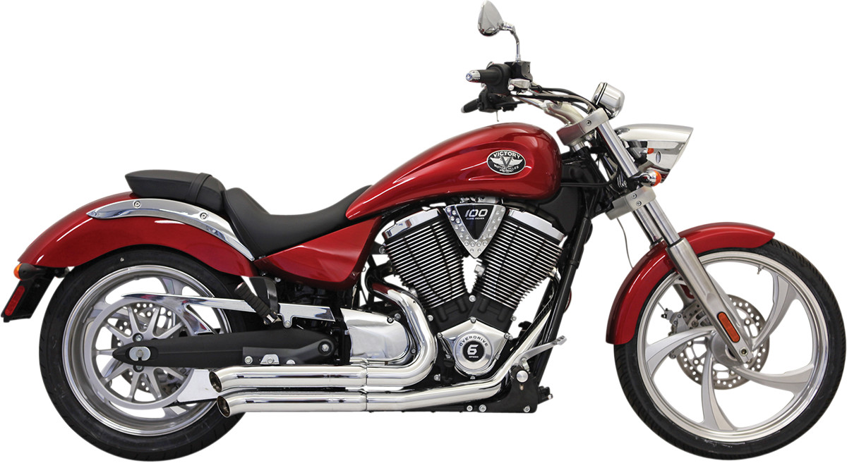 Bassani Pro Street Turn-out Exhaust