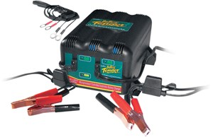 Battery Tender Two Bank Motorcycle Battery Charger