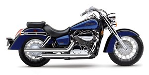 Cobra Dragsters Exhaust for Honda Shadow Aero 750 (04-09)