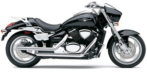 Cobra Dragsters Exhaust - Suzuki Boulevard M90 (09-10)