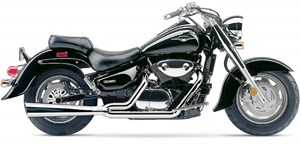 Cobra PowerPro 2 into 1 Exhaust - Suzuki Boulevard C90 (05-09)