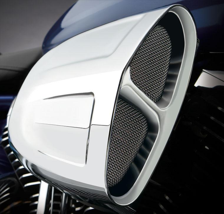 Vulcan 900 Air Cleaner : Cobra powrflo air intake system kawasaki vulcan