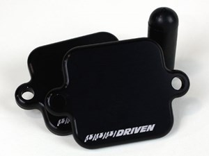 Driven Engine Smog Block Off Plates - Honda CBR600RR (07-10)