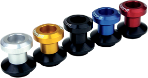 Driven Racing D Axis Sportbike Swingarm Spools - 10mm