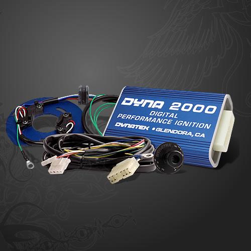 dynatek dyna 2000 digital performance ignition suzuki. Black Bedroom Furniture Sets. Home Design Ideas