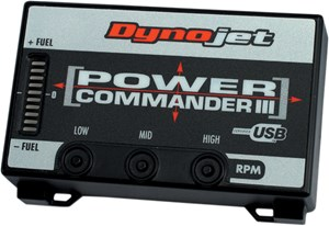Dynojet Power Commander III USB  for all Harley EFI Touring Models (Twin Cam)(02-05)