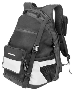 Firstgear Motorcycle Backpack with Helmet Bag