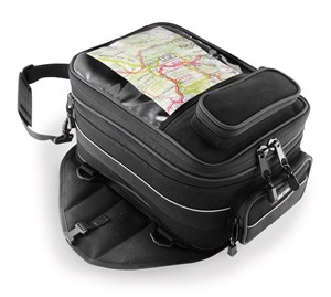 Firstgear Onyx Expandable Magnetic Motorcycle Tank Bag