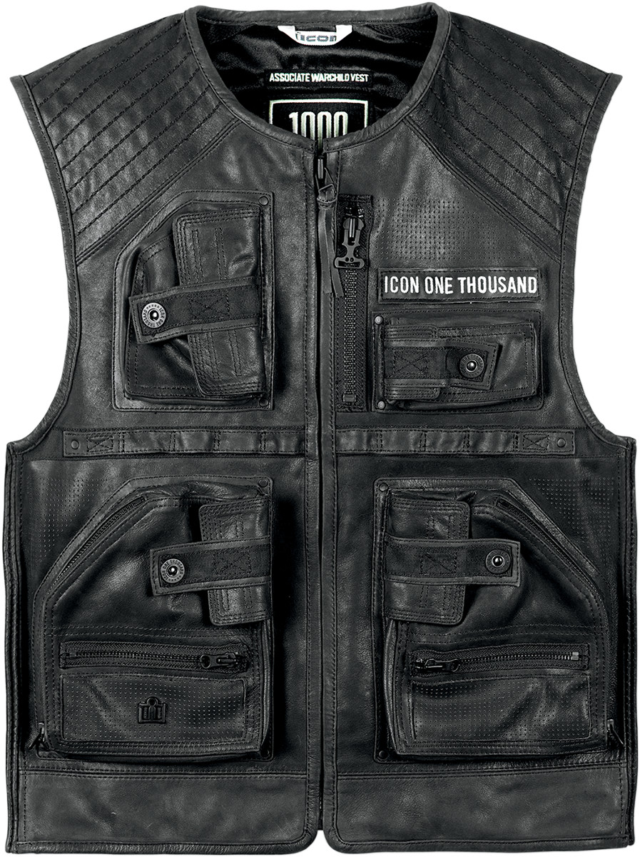 Icon 1000 Associate Warchild Limited Edition Leather