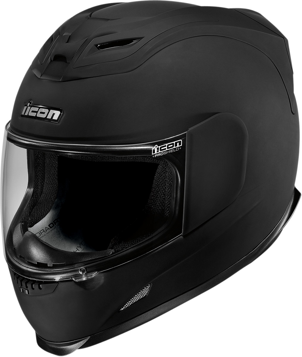 Icon Airframe Full Face Helmet Solid Rubatone on S Shell Size Chart