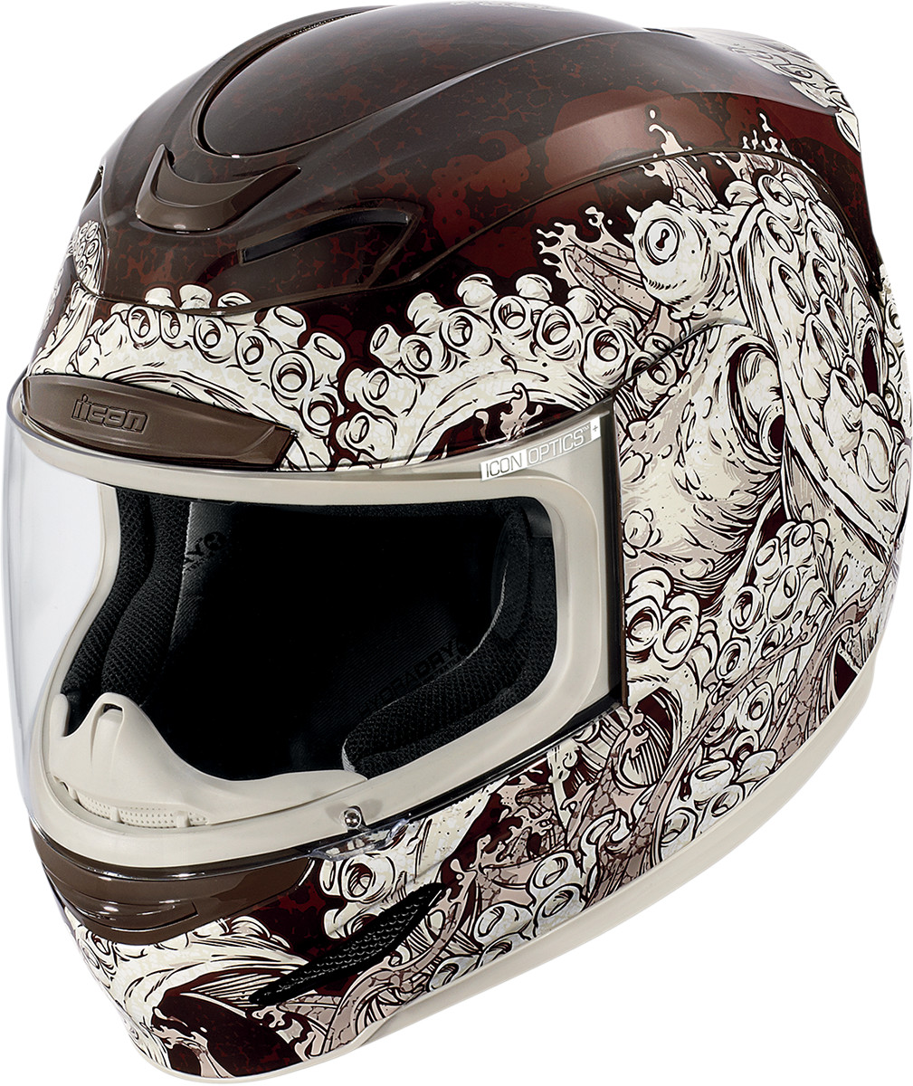 Icon Airmada Colossal Full Face Motorcycle Helmet