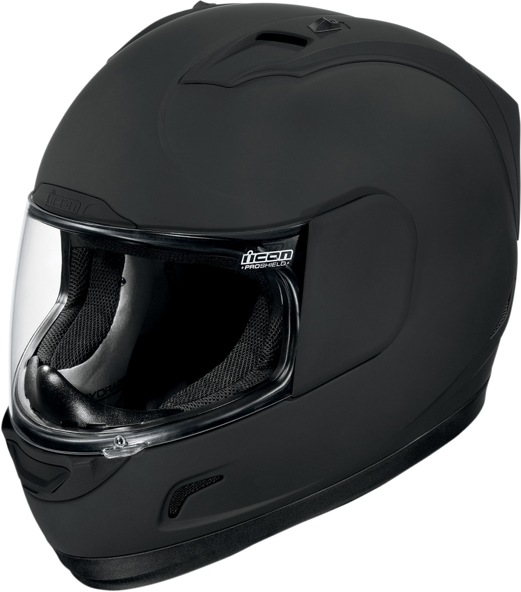 Icon Alliance Rubatone Full Face Motorcycle Helmet Flat
