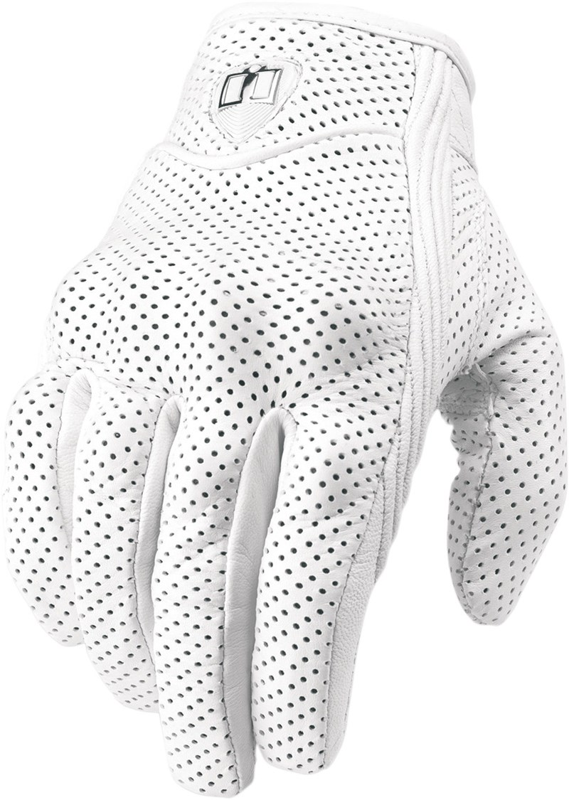 Womens leather motorcycle riding gloves - Womens Leather Motorcycle Riding Gloves 35