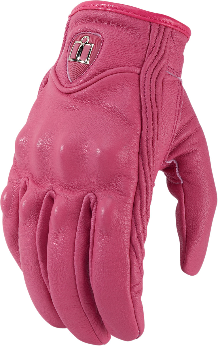 Womens leather motorcycle riding gloves - Womens Leather Motorcycle Riding Gloves 24