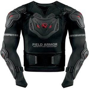 Icon Stryker Rig Field Armor Motorcycle Jacket