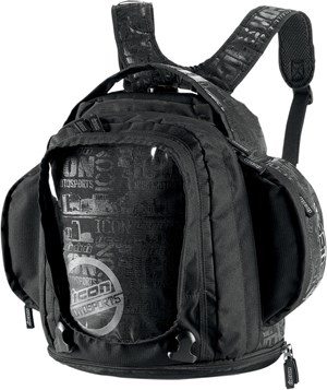 Icon Urban Motorcycle Tank Bag / Backpack - Cityscape