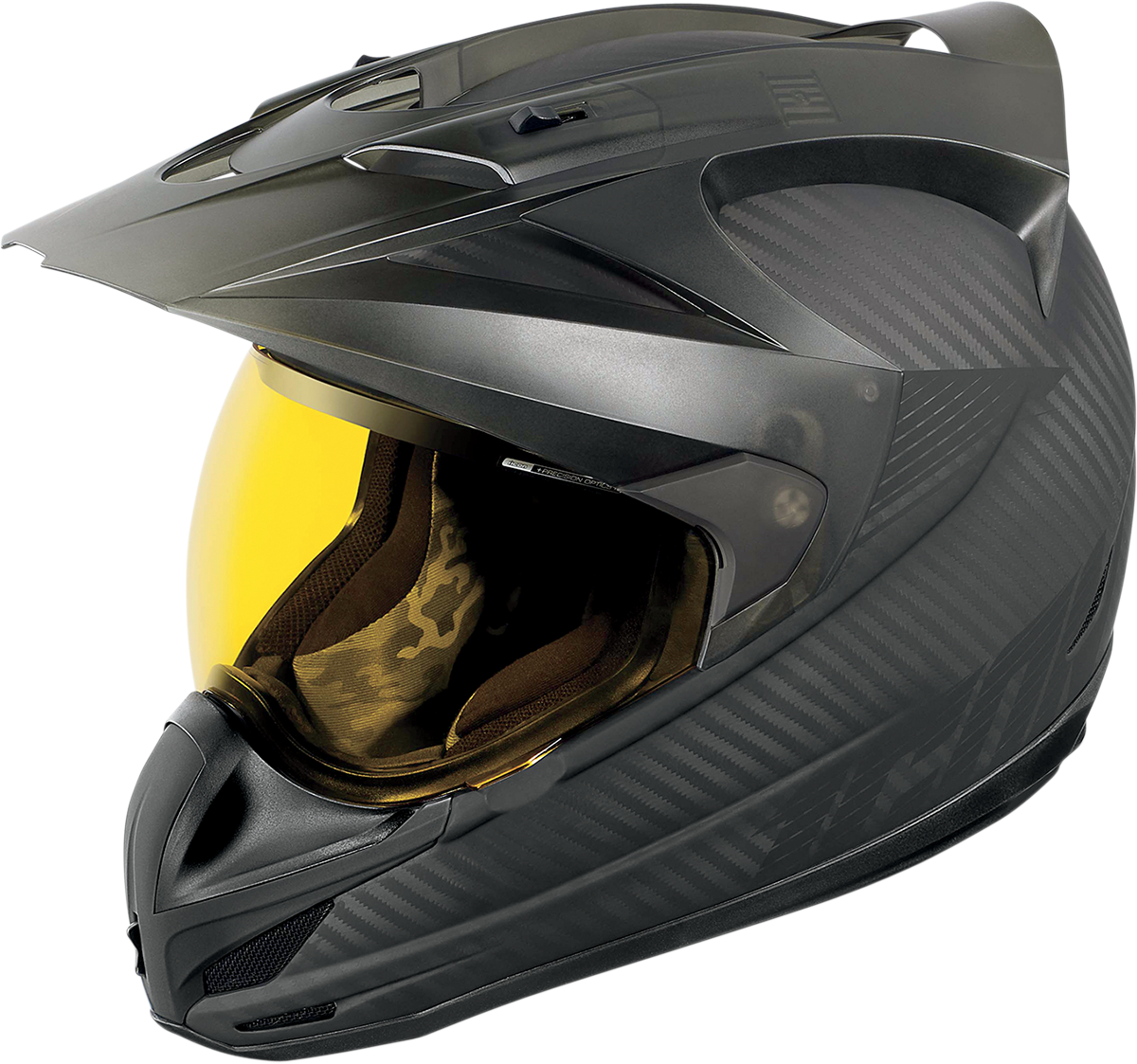 Icon Variant Ghost Carbon Full Face Motorcycle Helmet