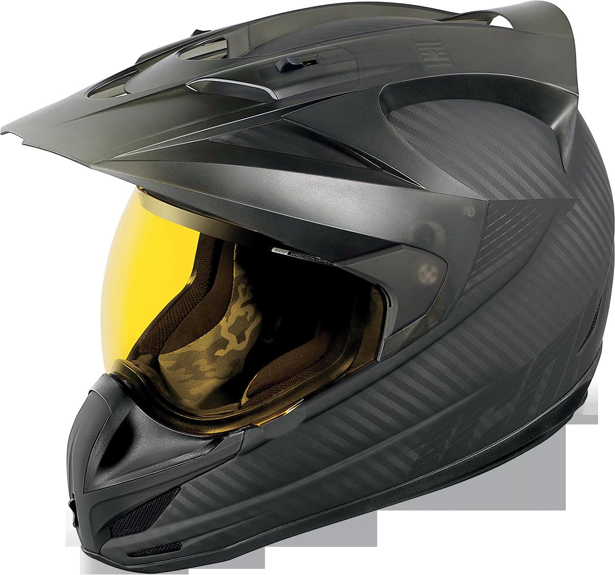 Carbon Fiber Motorcycle Helmet >> Icon Variant Ghost Carbon Full Face Motorcycle Helmet