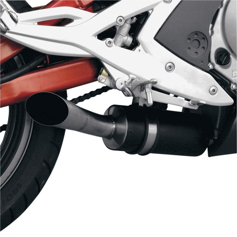 Jardine GP1 Slip-On Exhaust - Kawasaki Ninja 650R (06-11)