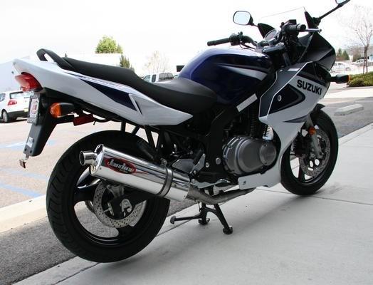 Jardine RT-1 Full Exhaust System - Suzuki GS500F (04-07)