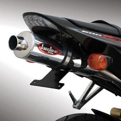 Jardine Rt 1 Slip On Exhaust System Honda Cbr600rr 05 06