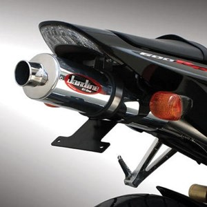 Jardine RT-1 Slip-On Exhaust System - Honda CBR600RR (05-06)