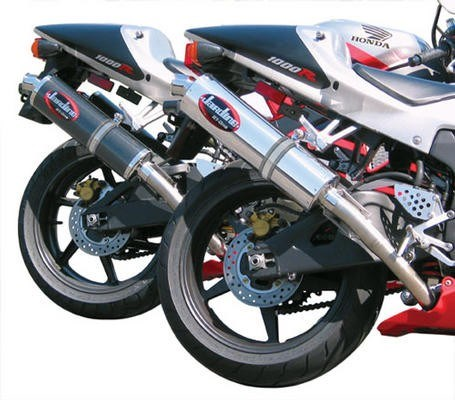 Jardine rt 1 slip on exhaust system honda rc51 02 06 for Jardine exhaust